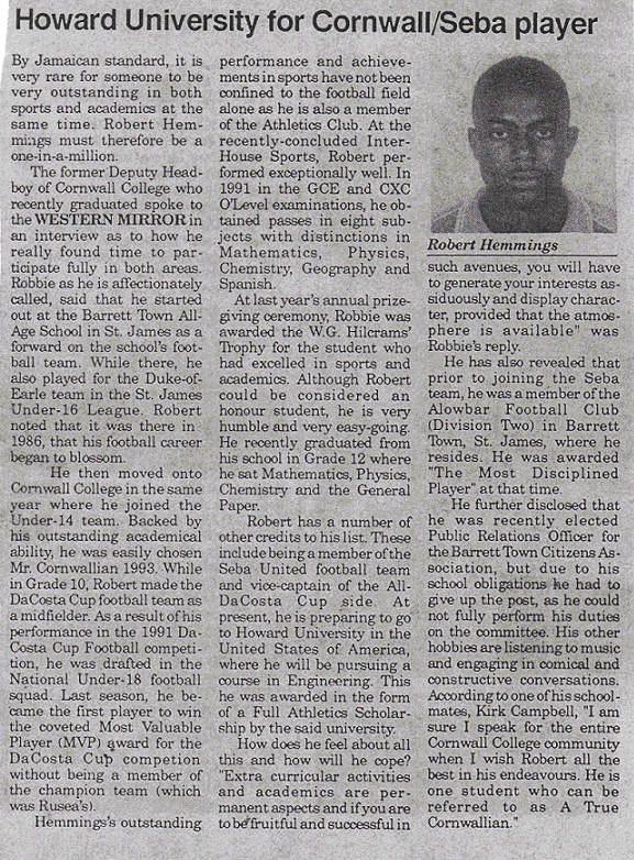 Scholarship in the news